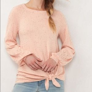 LAUREN Conrad off shoulder sweater